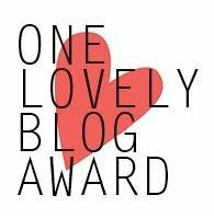 Lovely Blog Award 2012
